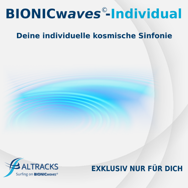 BIONICwaves-INDIVIDUAL von ALTRACKS