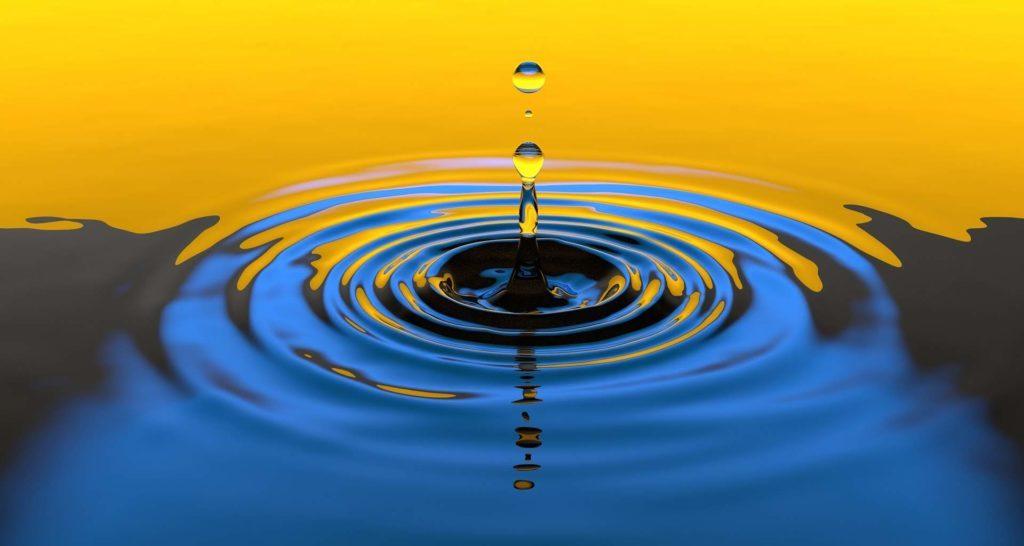 NaturalWaves - Die Welt der Klänge und ein Wassertropfen
