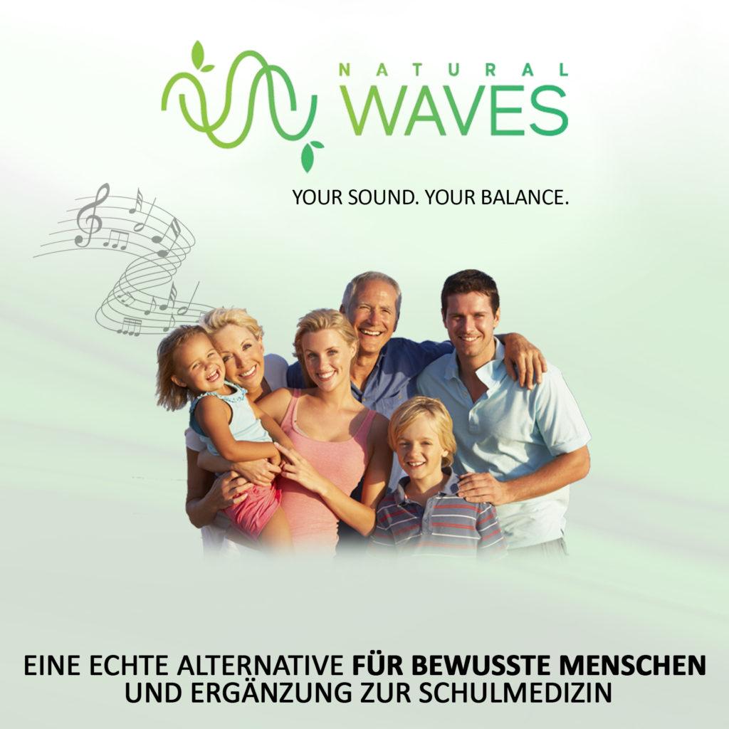 NaturaWaves - Persönliche Sinfonie