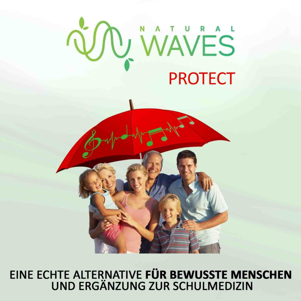 CD Cover NaturaWaves_Protect